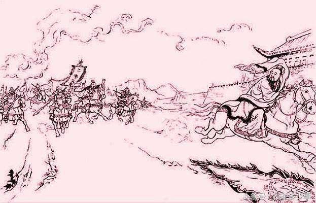 诸葛当九霄看着手中亮锦囊指挥作战狂战,是真是假?试论古代♀侦察、指挥与制胜之关系
